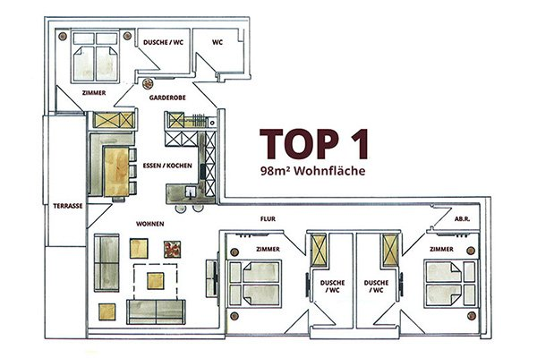 TOP 1 Appartementen in Zell am See