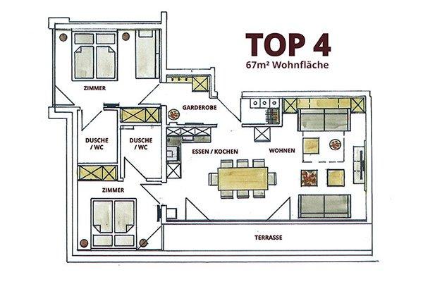 TOP 4 Appartementen Sunny in Zell am See