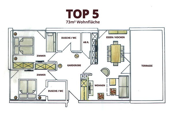 TOP 5 Apartments in Zell am See Vacation